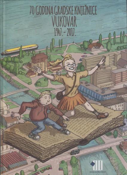 70 godina Gradske knjižnice Vukovar