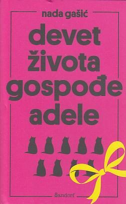 Devet života gospođe Adele