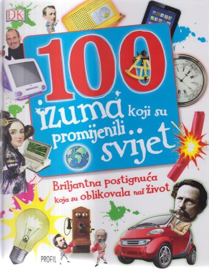 100 izuma koji su promijenili svijet