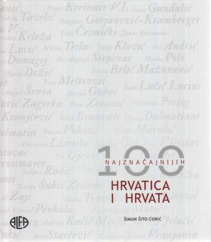 100 najznačajnijih Hrvatica i Hrvata