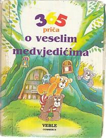 365 priča o veselim medvjedićima