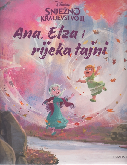 Ana, Elza i rijeka tajni
