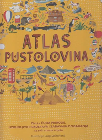 Atlas pustolovina