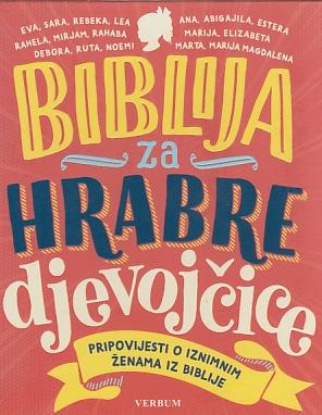Biblija za hrabre djevojčice