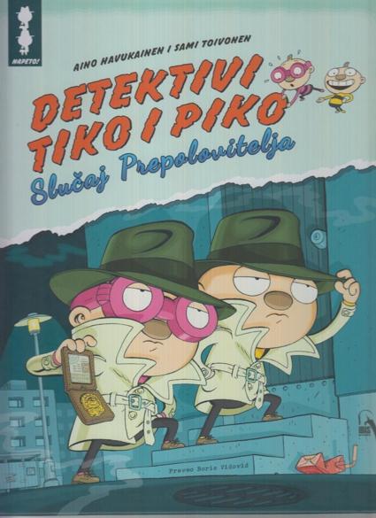 Detektivi Tiko i Piko