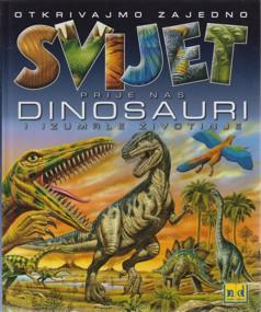 Dinosauri i izumrle životinje
