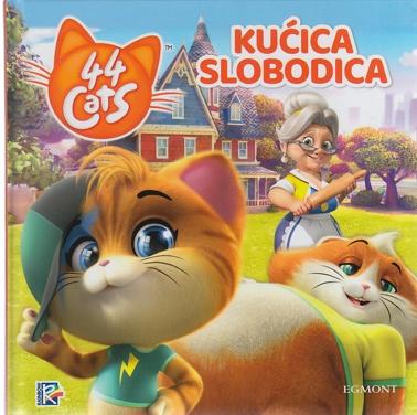 44 cats- Kućica slobodica