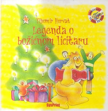 Legenda o božićnom licitaru