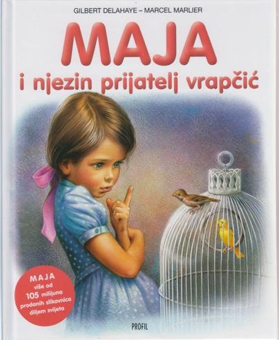 Maja i njezin prijatelj rapčić