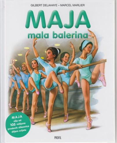 Maja mala balerina