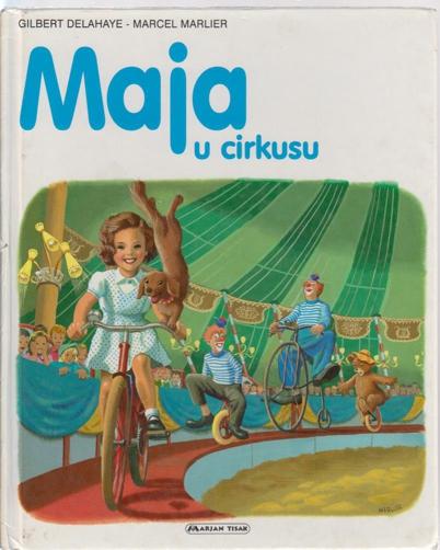 Maja u cirkusu