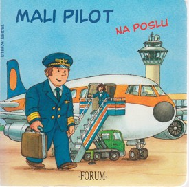 Mali pilot na poslu