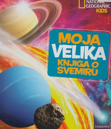 Moja velika knjiga o Svemiru