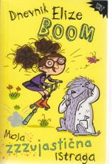 Dnevnik Elize Boom - Moja zzzujastična istraga