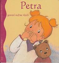 Petra govori ružne riječi