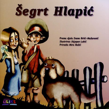 Šegrt Hlapić