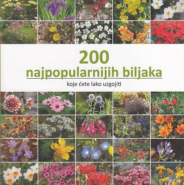 200 najpopularnijih biljaka koje ćete lako uzgojiti