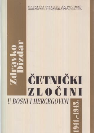 Četnički zločini u Bosni i Hercegovini