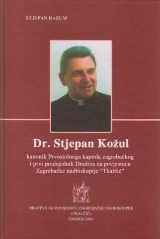Dr. Stjepan Kožul