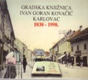 160 godina Gradske knjižnice Karlovac