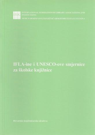 IFLA-ine i UNESCO-ove smjernice za školske knjižnice
