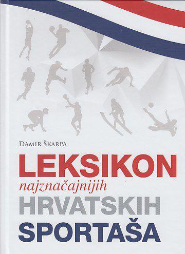 Leksikon najznačajnijih hrvatskih sportaša