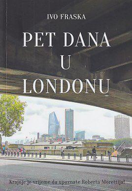 Pet dana u Londonu
