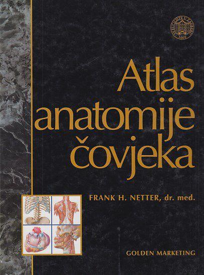 Atlas anatomije čovjeka