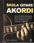 Biblija akorda za gitaru