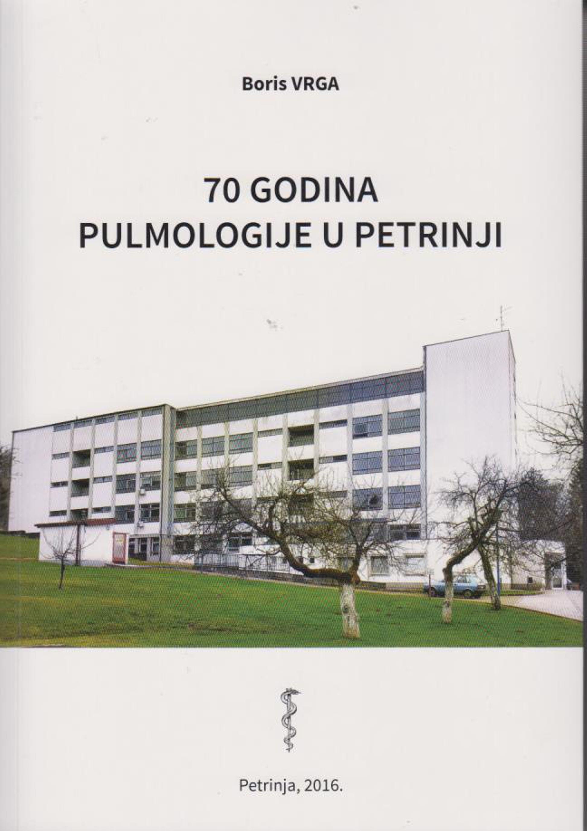 70 godina pulmologije u Petrinji